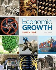 Economic Growth (3rd Edition): By David N. Weil