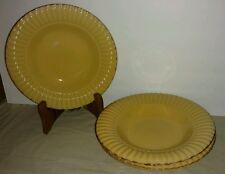 Todd English Tuscan Pasta Bowls Harvest Yellow Set of 3 Free Shipping