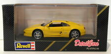 Detail Cars 1/43 Scale Diecast ART291 - 1994 Ferrari 355 Coupe - Yellow
