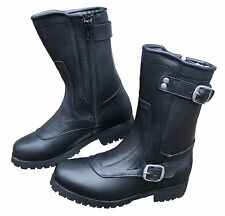 NEW WOMENS DIVA  MOTORCYCLE BOOTS BEST LADY BOOT ON THE MARKET