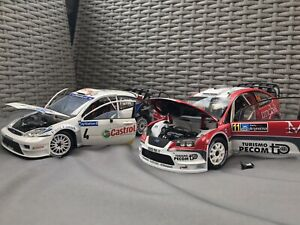 1.18 Ford Focus Rally Cars