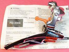 Shimano 3304//FD Sora br. a//8x3 Deragliatore Mech-NOS