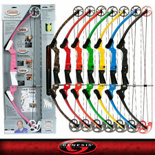 New Mathews Genesis Pink Lemonade One Cam Youth Bow Rh Archery Kit 12077