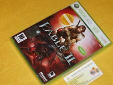 FABLE 2 II x Microsoft XBOX 360 NUOVO SIGILLATO PRIMISSIMA STAMPA UFF. ITALIANO