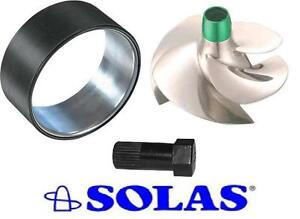 SeaDoo RXP-X RXT-X Wear Anello Stainless Sleeve SOLAS Impeller Tool SRX-CD-15/