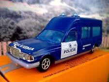 1/43 Norev Jet-car  Mercedes Police