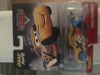 DISNEY PIXAR CARS XRS DRAG RACING CRUZ RAMIREZ DIE CAST