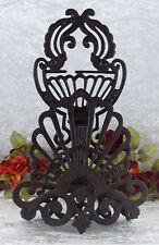 Gartenschlauchhalter Wasserschlauchhalter Gusseisen Eisen Antik Schlauchhalter