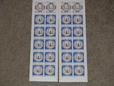 France-2 1990 Quimper Ware  Booklets, MNH
