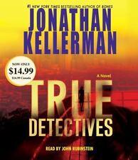 True Detectives by Jonathan Kellerman (2010, CD, Abridged) Audio Book