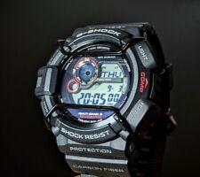 Casio G-Shock GW-9300-1JF Wrist Watch,BULLBAR, Screen protector INSTALLED,GREAT!