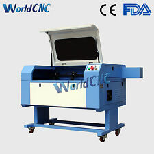 Reci W2 100W Co2 Laser Engraving Engraver & Cutting Cutter Machine USB 700*500mm