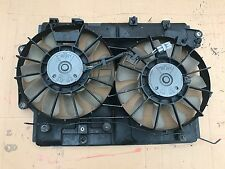 2005 - 2013 LEXUS IS220 RADIATOR FANS TWIN WITH COWL FAN DIESEL 2.2
