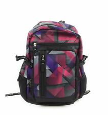 Solo Tower Backpack/Laptop Carrier Pink/Purple/White