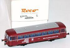 """Roco H0 63035 SoMo Schienenbus-Beiwagen 2. Klasse BR 998 250-5 """"DEVK"""" NEU + OVP"""