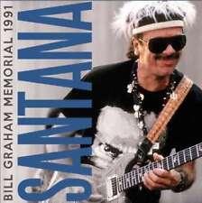 CD musicali latini-americani Santana