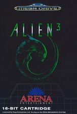 ## Alien 3 - SEGA Mega Drive / MD Spiel - TOP ##