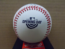 2018 Opening Day Official Game MLB Major League Baseball