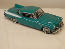 Matchbox Collectibles Dinky 1958 Studebaker Golden Hawk Teal 1:43 Scale