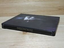 Dishonored 2 PS4 Special Collector's SteelBook Complete Sony Playstation 4