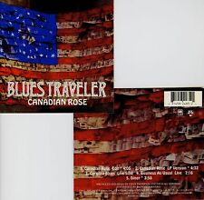 BLUES TRAVELER  canadian rose  / SINGLE MAXI - 5 TRACKS