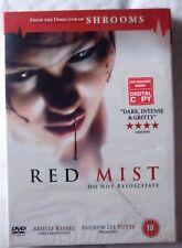 68034 DVD - Red Mist [NEW / SEALED]  2009  REVD2314
