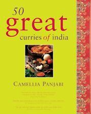 50 Great Curries of India,Camellia Panjabi- 9780857830036