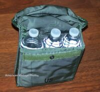 Case Pouch Sustainment General Purpose Utility Ration Ammo SAW Water ALICE w P38