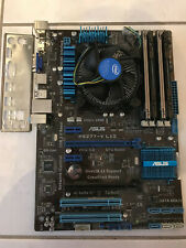 Aufrüst Bundle - Intel Core i7-3770 + Asus P8Z77-V LX2 + 12GB RAM