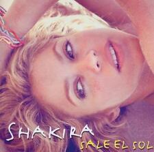 CD Album NEU Sale El Sol von Shakira Waka Waka This Time for Africa Loca Rabiosa