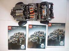 LegoTechnik 8297 (Geländewagen), 100% vollständig