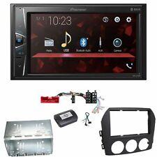 Pioneer DMH-G220BT Bluetooth USB MP3 Autoradio Einbauset für Mazda MX-5 NC