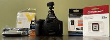 Canon PowerShot SX540 Camera + accessories
