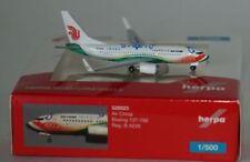 Aéronefs miniatures en édition limitée 1:500