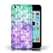 Housses et coques anti-chocs violets iPhone 5c pour téléphone mobile et assistant personnel (PDA)