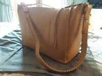 ALL SAINTS Kita Leather Tote Overnight Bag - New Tagged RRP £278
