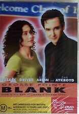 Grosse Pointe Blank (DVD, 1999)  John Cusack  Minnie Driver  BRAND NEW & SEALED