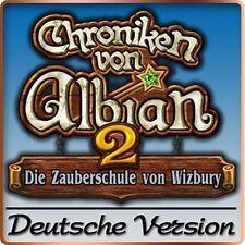 Chronicles of Albian 2-The wizbury School of magic-PC-XP/Vista/7/8