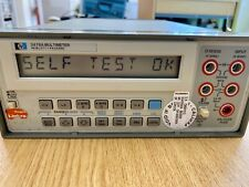 AGILENT KEYSIGHT HP 3478A MULTIMETER