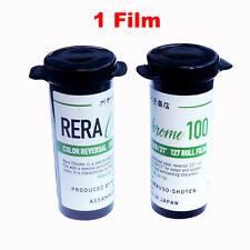 127 Film Rera Chrome 100 Rollfilm 127 color Reversal film