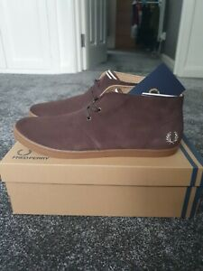Fred Perry Boots Size 10