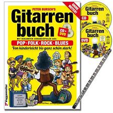Peter Bursch's Gitarrenbuch Neuausgabe 2015 mit Musik-Bleistift - 9783802402081