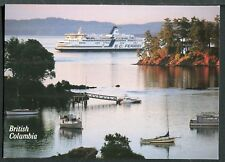 BRITISH COLUMBIA FERRIES, VICTORIA, BC, CANADA >