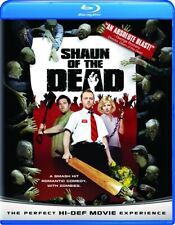 Shaun Of The Dead New Sealed Blu-ray