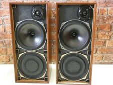 Pair Of Celestion Ditton 15 Vintage Hi Fi System Use Bookshelf Loudspeakers