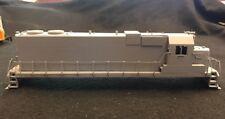 HO Scale GP38 BRASS LOCOMOTIVE SHELL C7