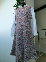 MAGNOLIA DRESS, BY PERRI CUTTEN -  NEW WITH TAGS RRP. $449.00  SIZE 12