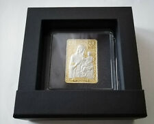Belarus 20 rubles 2012  Icon of the Most Holy Theotokos of Barkalaba Ag  Gold №2