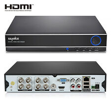SANNCE 8CH HD-TVI 1080N DVR H.264 Video Record for CCTV Home Surveillance System