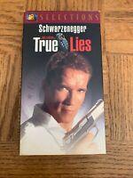 True Lies VHS